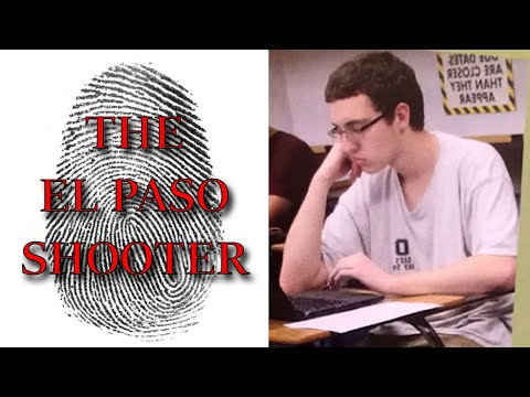 Inside The Mind Of The El Paso Shooter  - Patrick Crusius