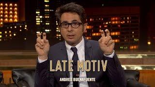 LATE MOTIV - Berto Romero. Consultorio Y Un 'Te Quiero'    #LateMotiv111