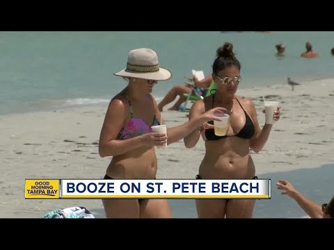 Booze on St. Pete Beach: Legal for hotel guests but locals may have to be sneaky under ordinance
