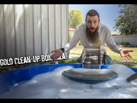 Monster Gold Clean-Up - Super Rich Pay Dirt!