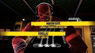 DJ Hero - I Heard It Through The Grapevine VS Feel Good Inc. 100% FC [Hard]