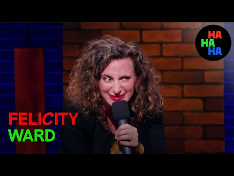 Felicity Ward – It's a Good Time to be a Pregnant Comedian