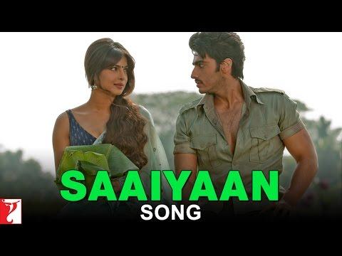 Saaiyaan Song | Gunday | Arjun Kapoor | Priyanka Chopra | Shahid Mallya | Sohail Sen
