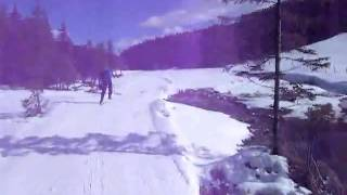 preview picture of video 'x-Country Skiing (skating)'