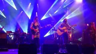 Angus & Julia Stone - Please you (Concert Live - Full HD) @ Nuits de Fourvière, Lyon - France 2014