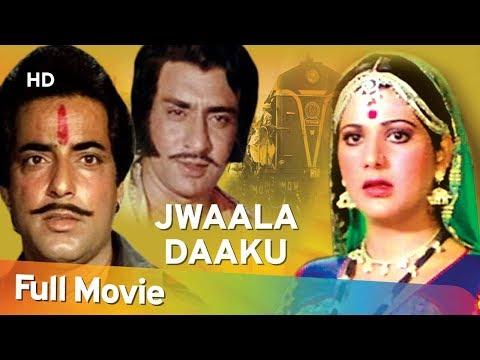Jwaala Daaku (HD) Ranjeet | Mahendra Sandhu | Asha Sachdev | Farida Jalal - 80's Hindi Movie