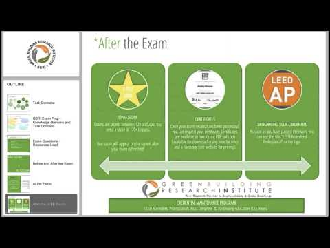 Everything You Should Know About LEED v4 O+M Exam Prep + ...