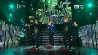 121014 EXO M History - Into Your World Live