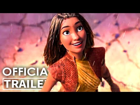 "RAYA AND THE LAST DRAGON ""Lead The Way"" Trailer (Animation, 2021)"