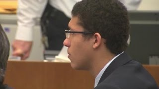 Teen Found Guilty Of First Degree Murder Of Math Teacher