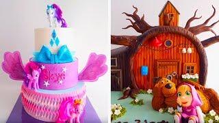 AMAZING BIRTHDAY CAKE IDEAS KIDS WILL LOVE