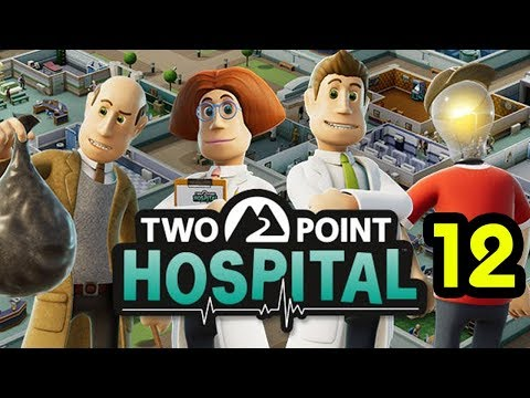 Two Point Hospital บริหารไปก็ปวดขมับไป Part 12