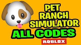 new codes in pet ranch simulator 2019 april - TH-Clip