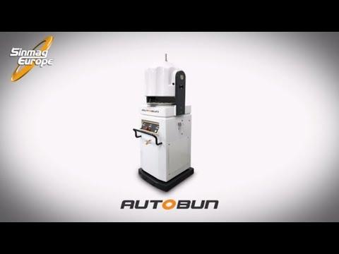 Video Diviseuse-bouleuse automatique SINMAG