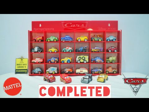 mp4 Cars 3 Mini Racers Wave 3, download Cars 3 Mini Racers Wave 3 video klip Cars 3 Mini Racers Wave 3