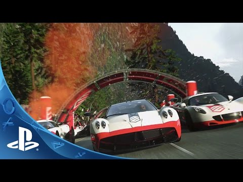 DRIVECLUB - All Action Trailer | PS4 thumbnail