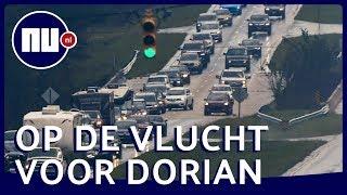 Miljoen Amerikanen geëvacueerd voor orkaan Dorian | NU.nl