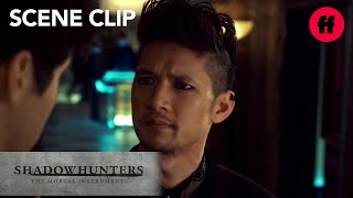 Shadowhunters | Season 3, Episode 7: Malec Makes Up | Freeform