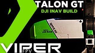 ZOHD TALON GT -DJI FPV INAV BUILD-