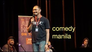 Live! Ep. 22: GB Labrador of Comedy Manila (The Arts Hour on Tour)