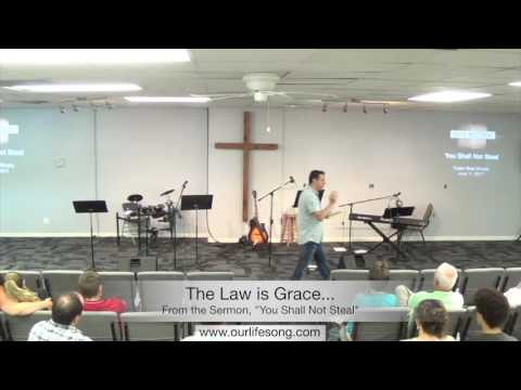 The Law is Grace