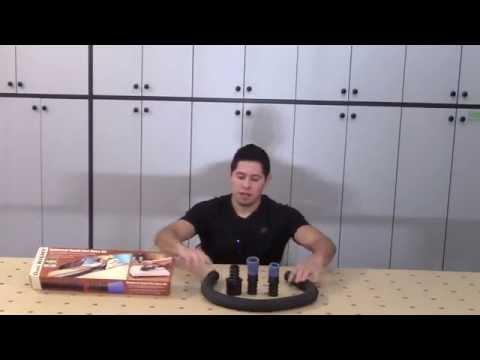 Manguera universal para aspiradora y herramientas
