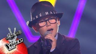 Kylan   'Leef'   Blind Auditions   The Voice Kids   VTM