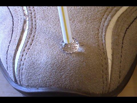Schuhe imprägnieren, Schmutzschutz für Schuhe