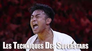 Les Techniques Des Superstars du Judo 2017