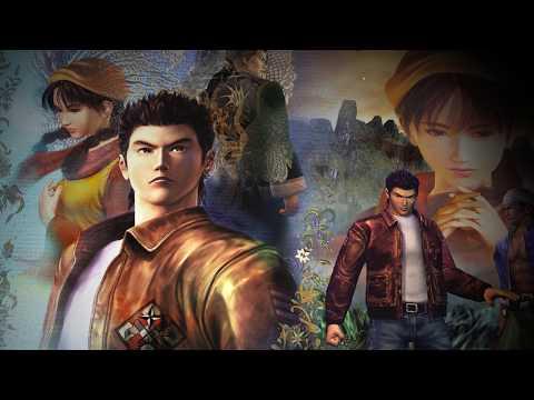 Les personnages de Shenmue I & II