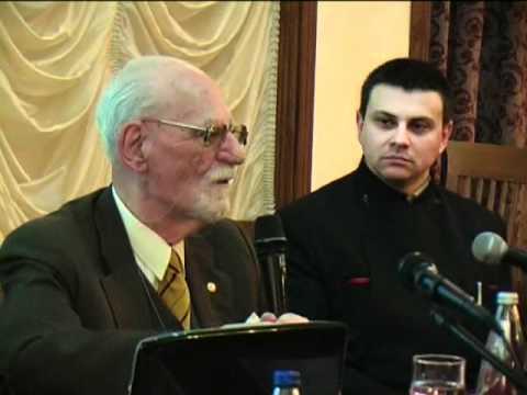 Romanul, oraşul inimii academicianului Constantin Bălăceanu-Stolnici [VIDEO]