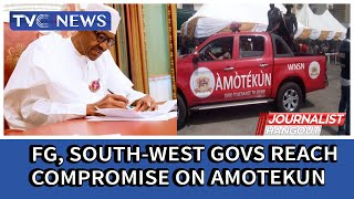 FG, South-West Govs reach compromise on Amotekun Security Initiative