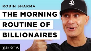 5am Club: The Morning Routine for Maximum Creativity with Robin Sharma