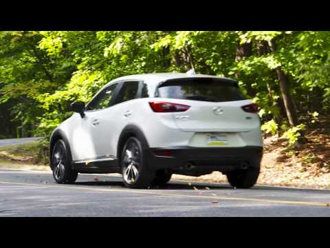 The Car Guide 2018 | Best Buy | Sub-compact SUVs | Mazda CX-3