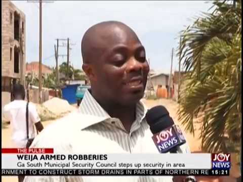 Weija Armed Robberies - The Pulse on JoyNews (24-9-18)