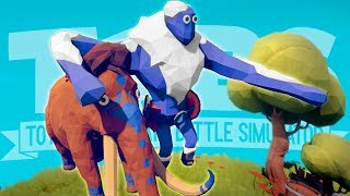 БРАТЮНИ ВСЕЯ ТАБСА ► TABS |19| Totally Accurate Battle Simulator. ТАБС