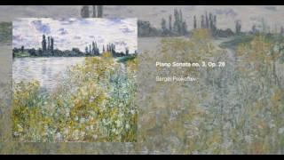 Piano Sonata no. 3, Op. 28