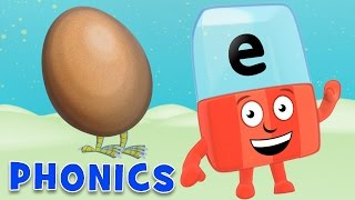 Learn to Read | Phonics for Kids | Long E Vowels