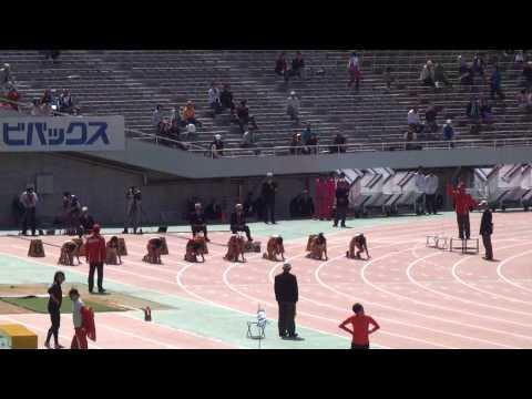 プレイバック日本記録100m