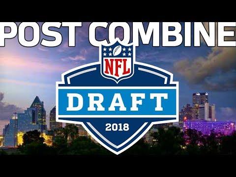 2018 Mock Draft Updated Post Combine   NFL Highlights