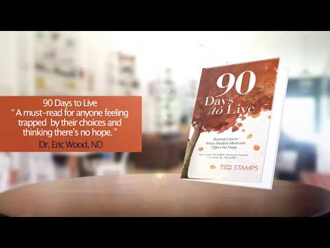 90 Days to Live Book Trailer