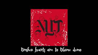 New York Jaded Broken Hearts are to Blame Piano Demo (Original music)
