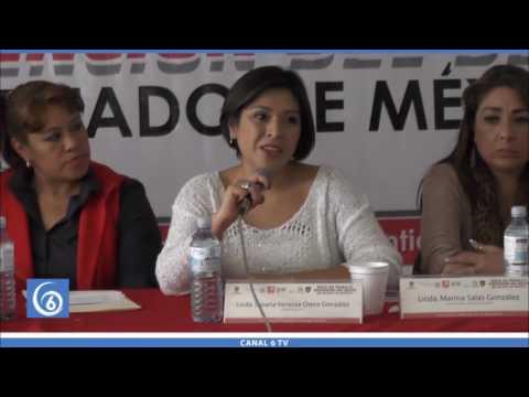 Mesa de trabajo de prevención del delito en Ixtapaluca