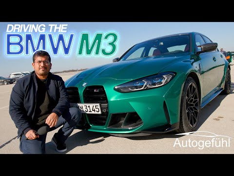 all-new BMW M3 FULL REVIEW 2021 G80