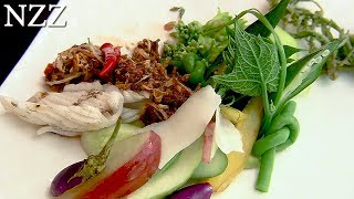 Süß und salzig, sauer und scharf: Die Thai-Küche (NZZ Format 2009)