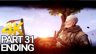 Metro Exodus Gameplay Walkthrough Part 31 ENDING - PC 4K 60FPS