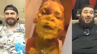 Mustard Prank Goes WRONG! - Meme Couch