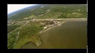 preview picture of video 'FPV Tucuman - Carrera Power Boat F1 en las Termas de Rio Hondo'