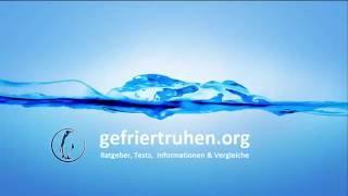 Gefriertruhen & Gefrierschränke: Stromverbrauch und Stromkosten