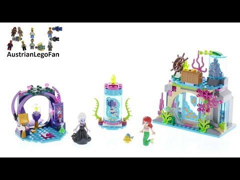 Vidéo LEGO Disney 41145 : Ariel et le sortilège magique